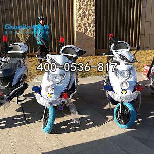潍坊滨海文昌湖休闲文化中心电动两轮巡逻车